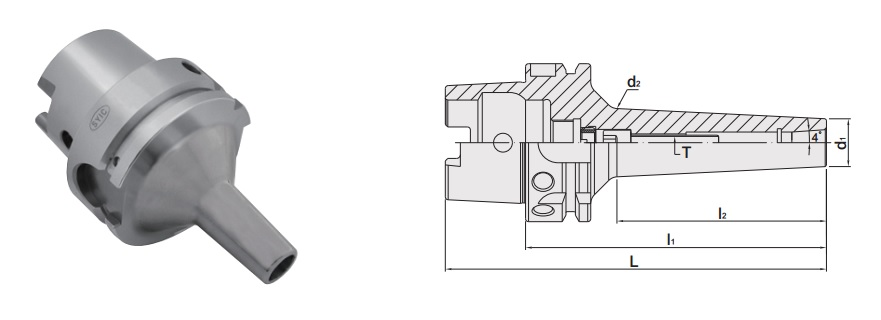 proimages/Products/Tool_holders/Slim-Fit_collet_chuck/EBL/HSK-EBL_(A_type)_figure.jpg