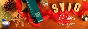 Holiday Notification - Christmas & New Year holidays