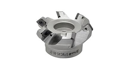 SFM 45° 殼型銑刀