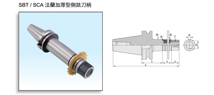 DualDRIVE+ SBT Side Cutter Adapter